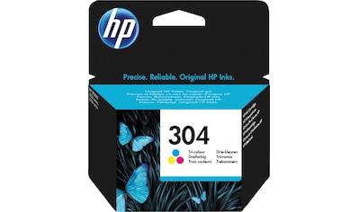 HP »hp 304 Druckerpatrone color« Tintenpatrone kaufen