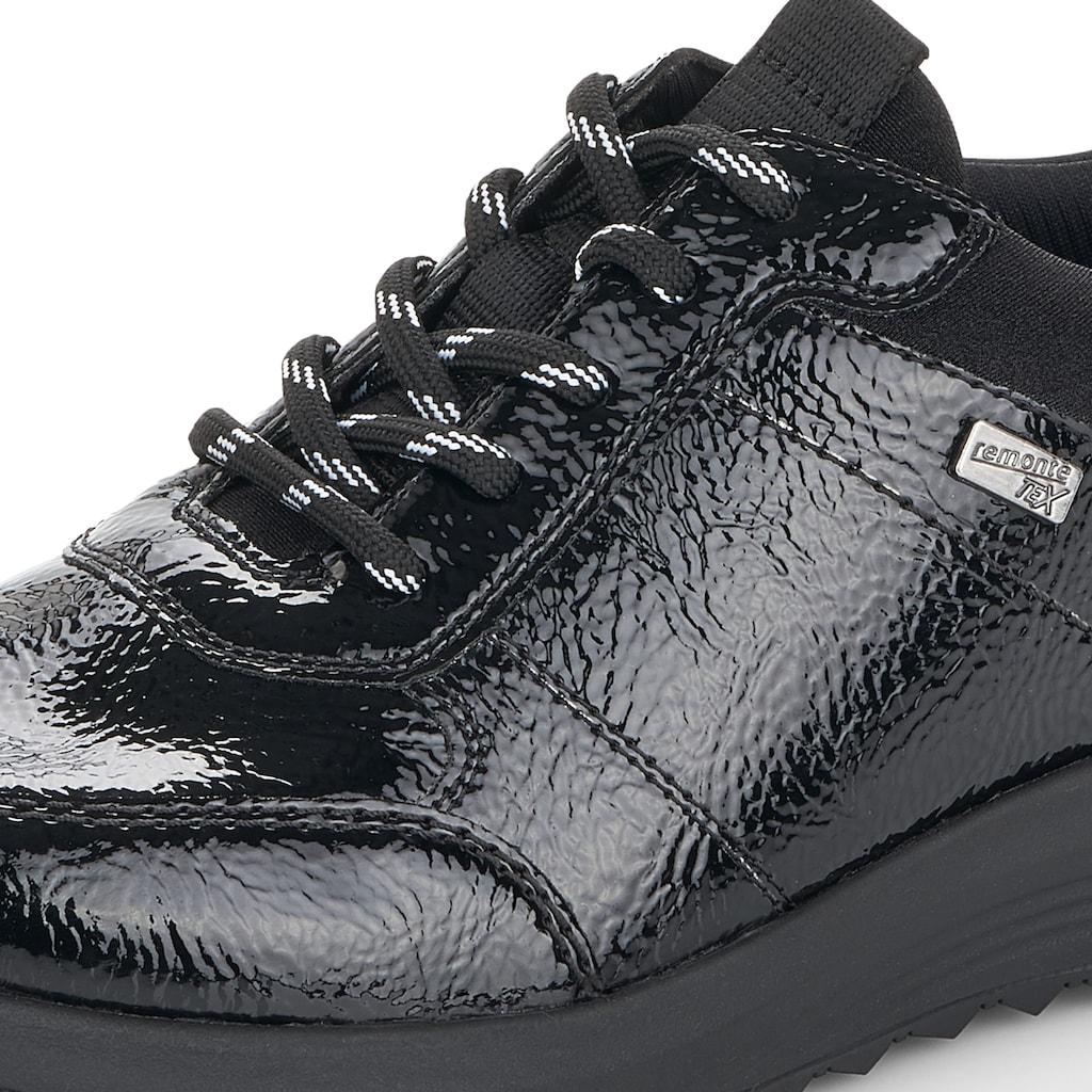 Remonte Sneaker, mit praktischem Wechselfußbett