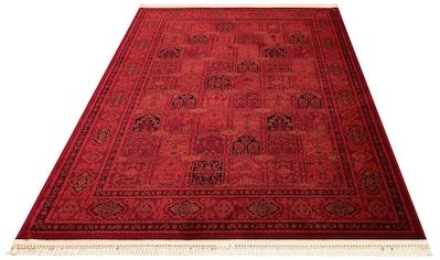 Teppich, »Tiara«, DELAVITA, rechteckig, Höhe 10 mm, maschinell gewebt kaufen