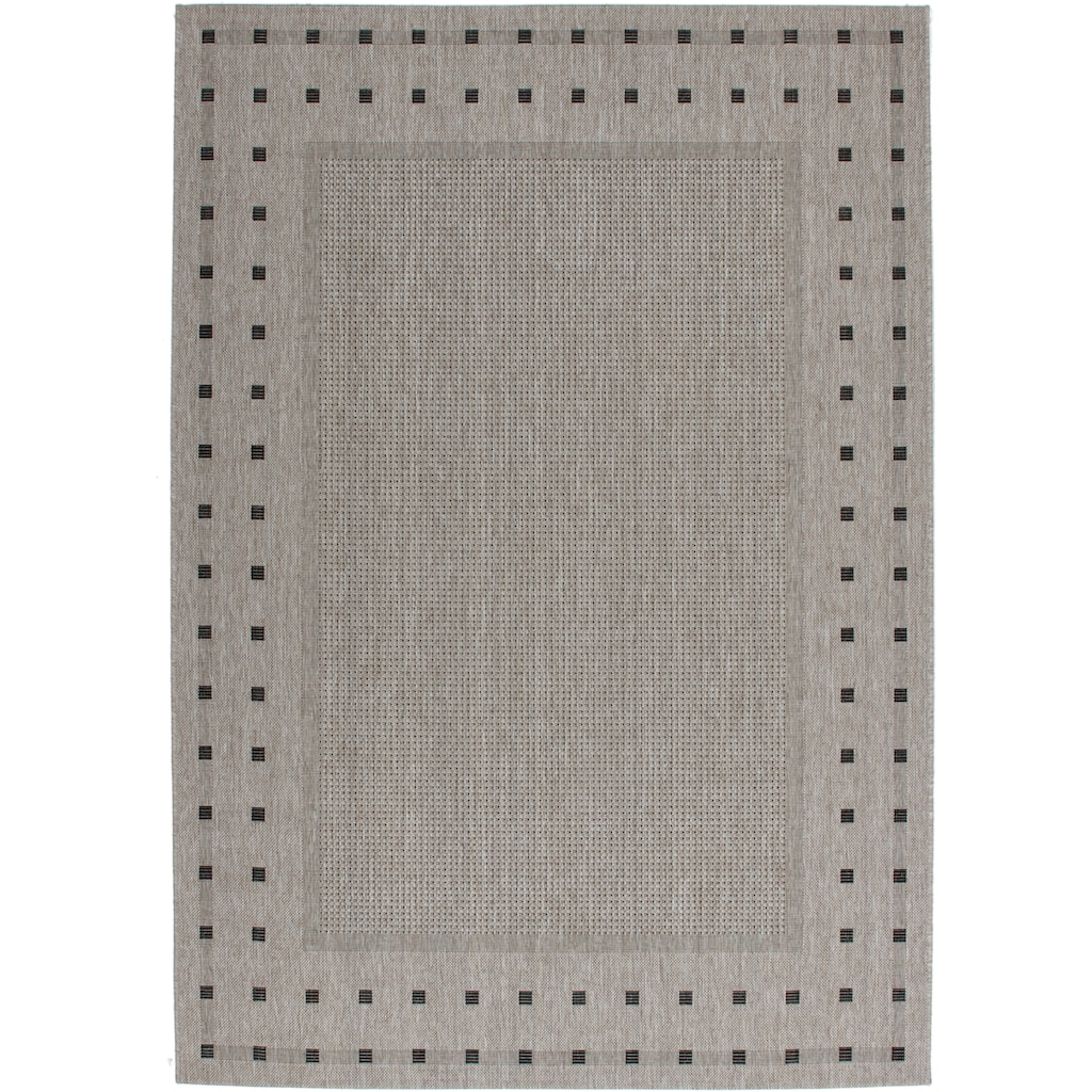 LALEE Teppich »Finca 520«, rechteckig, 5 mm Höhe, Wohnzimmer