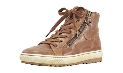 Sneaker mit Zier - Schnürung kaufen