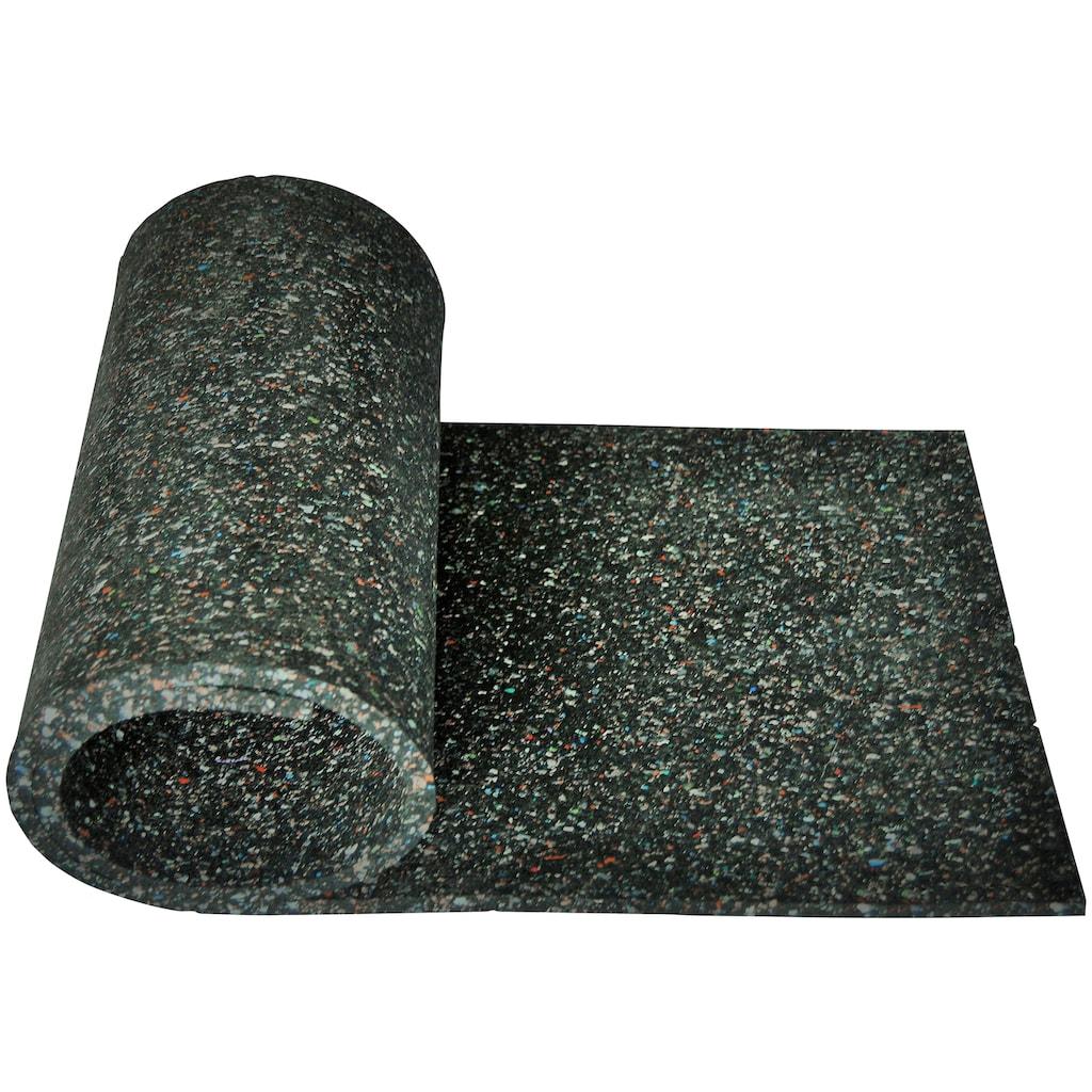 SZ METALL Gummimatte, zur Dämpfung, 1000x60 cm (LxB)