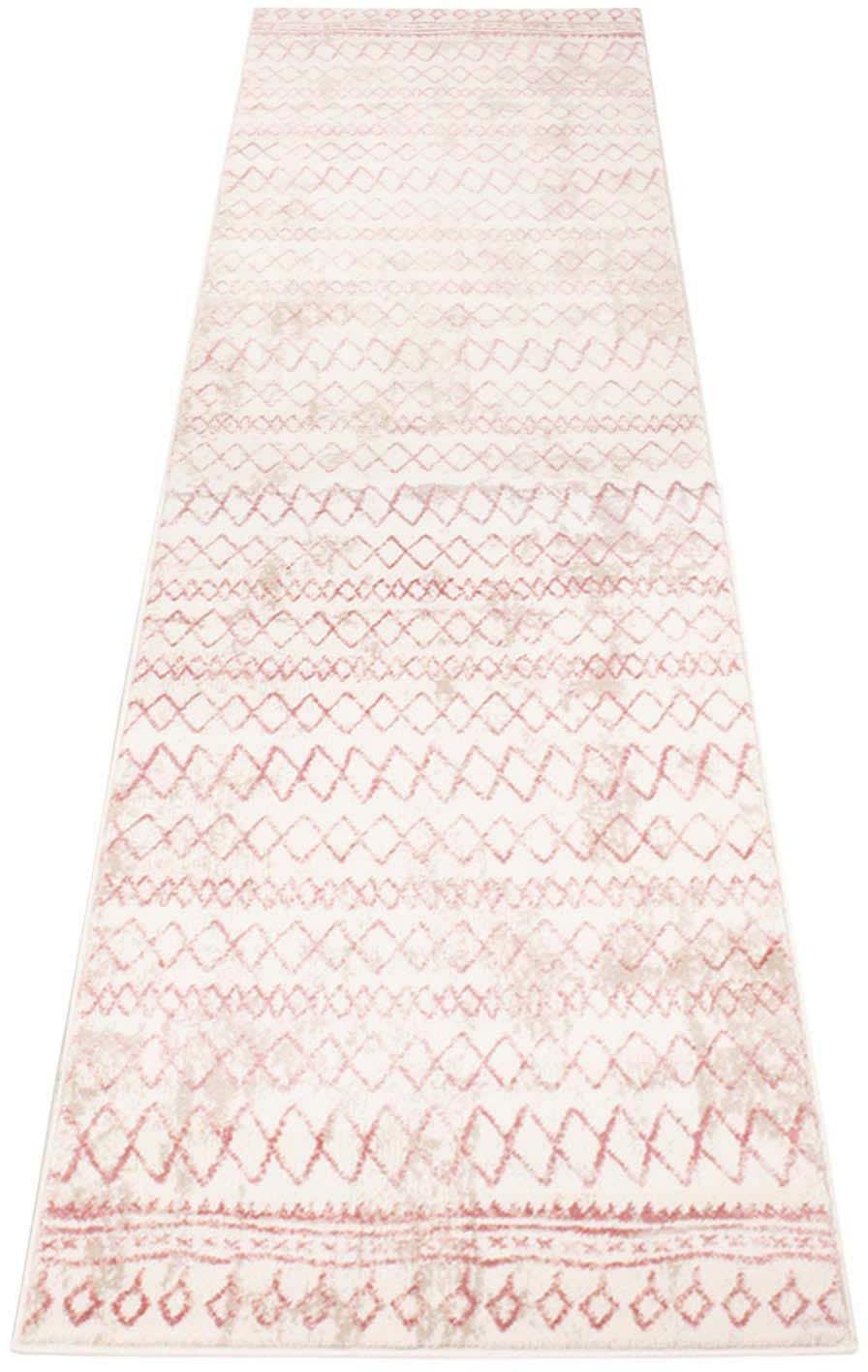 Läufer Inspiration 7547 Carpet City rechteckig Höhe 11 mm maschinell gewebt