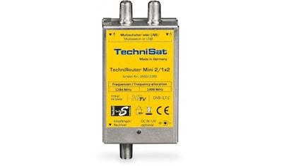 TechniSat Digitale Einkabellösung »TechniRouter Mini 2/1x2« kaufen