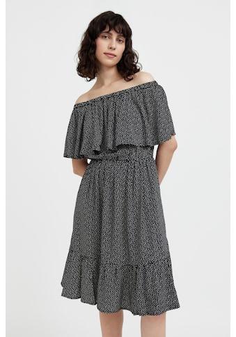 Finn Flare Jerseykleid, mit Carmenausschnitt kaufen