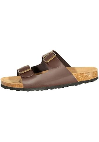 Sandale »808714«, Lico Bioline 2 Schnaller braun kaufen