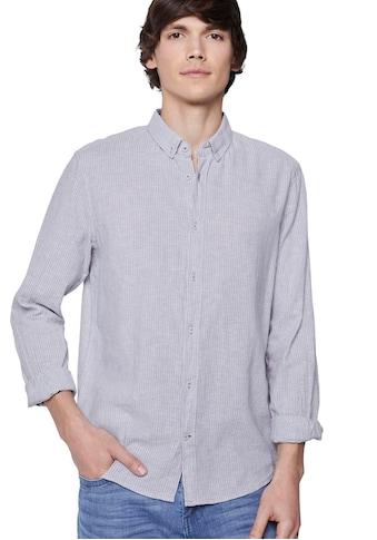 TOM TAILOR Langarmhemd, gestreift kaufen