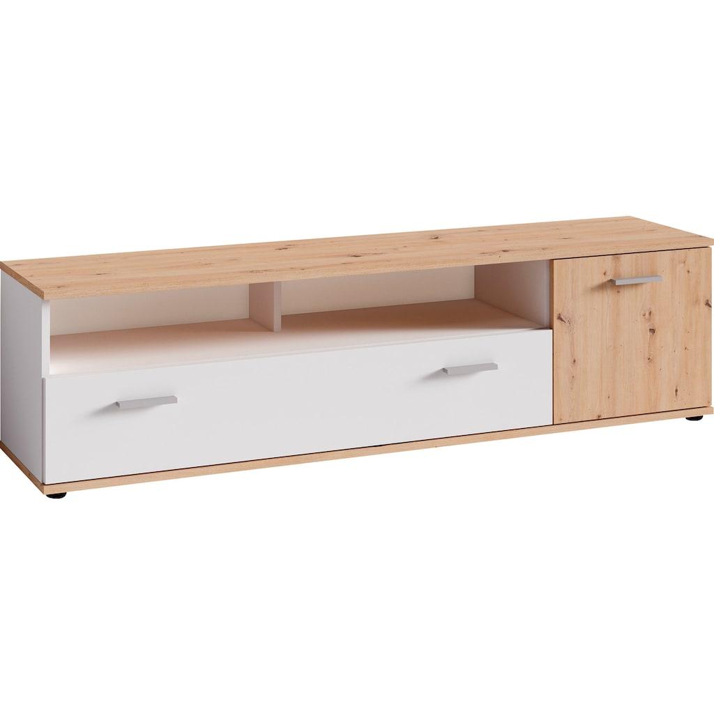 byLIVING Schuhbank »Jakob«, Breite 150 cm, auch als Lowboard nutzbar