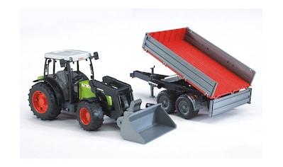 """Bruder® Spielzeug - Traktor """"Claas Nectis 267 F mit Frontlader und Bordwandanhänger"""" kaufen"""