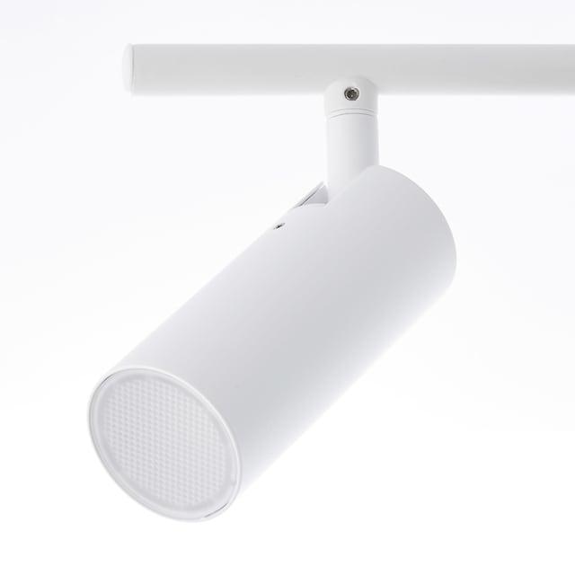 Brilliant Leuchten Soeren LED Spotrohr 4flg weiß matt