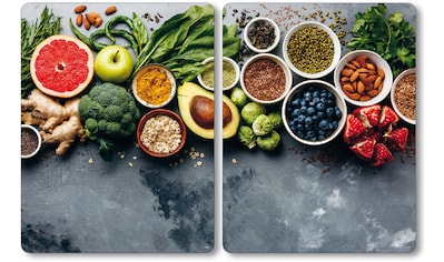 KESPER for kitchen & home Herdblende-/Abdeckplatte »Healthy Kitchen« kaufen