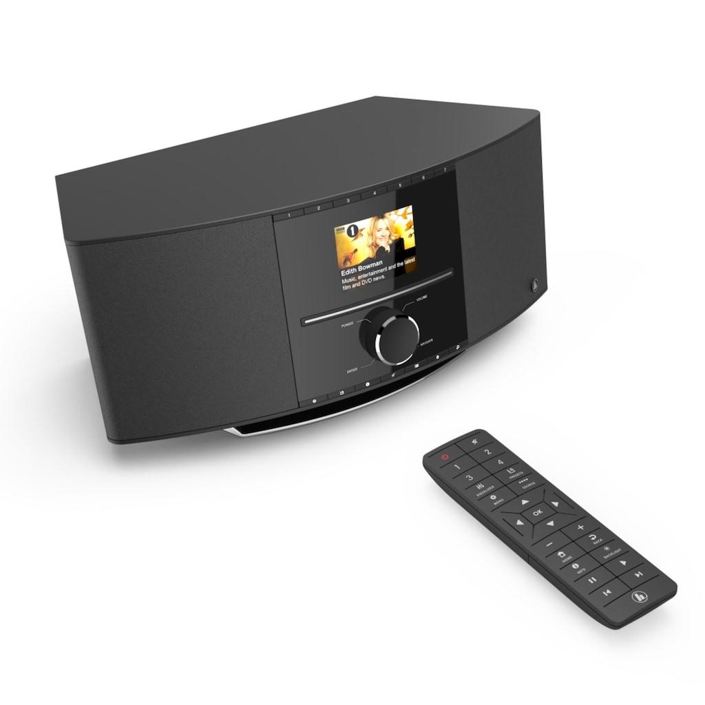 Hama Internet-Radio »Spotify/Amazon Music«, (WLAN-Bluetooth Digitalradio (DAB+)-FM-Tuner-Internetradio )