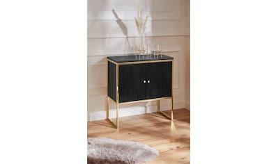Guido Maria Kretschmer Home&Living Sideboard »Woodly«, modernes Design, mit... kaufen
