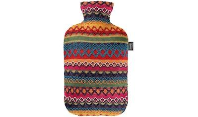 Fashy Wärmflasche »6757 25«, mit Bezug im Peru-Design kaufen