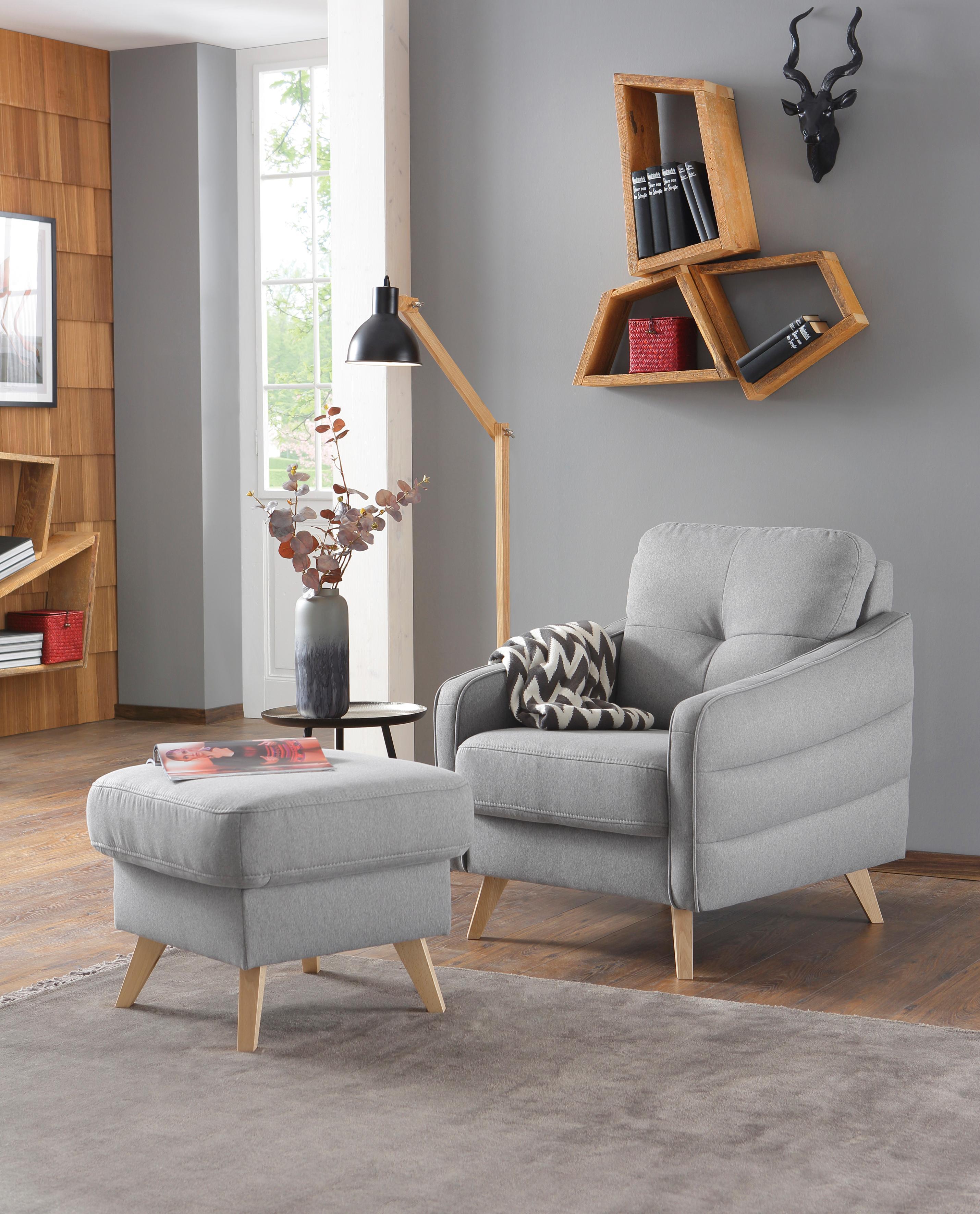Home affaire Hocker Sotto perfekte Ergänzung zum Sessel