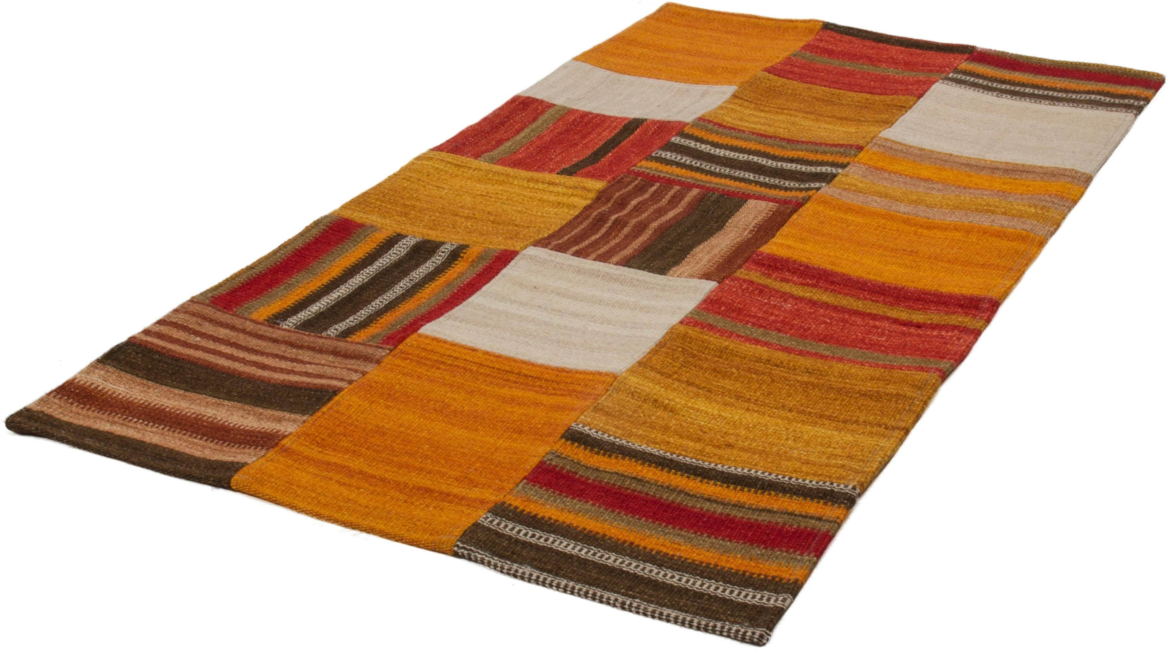 Teppich Shemar 150 calo-deluxe rechteckig Höhe 12 mm handgewebt