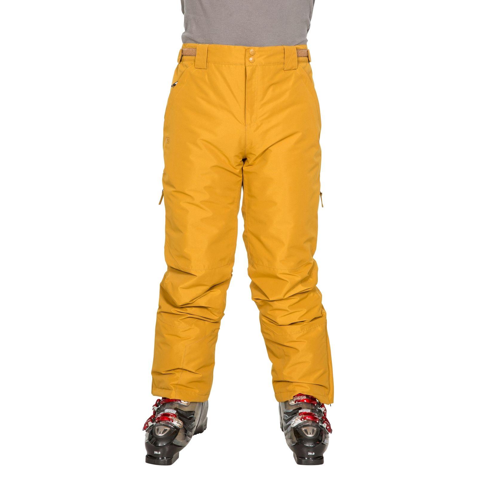 Trespass Skihose Herren Roscrea wetterfest | Sportbekleidung > Sporthosen > Skihosen | Braun | Trespass