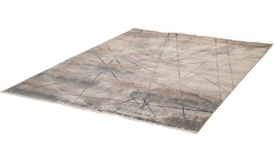 Obsession Teppich »My Inca 350«, rechteckig, 11 mm Höhe, mit Fransen, Wohnzimmer kaufen