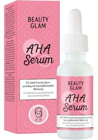 "BEAUTY GLAM Gesichtsserum ""Beauty Glam AHA Serum"" kaufen"