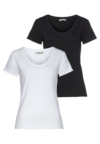 LTB Kurzarmshirt »DPJIWODE«, in schmaler Passform kaufen