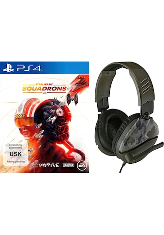 Turtle Beach 70P Camouflage inkl Star Wars™: Squadrons PlayStation 4 kaufen