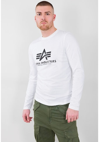 Alpha Industries Langarmshirt »BASIC T - LS« kaufen