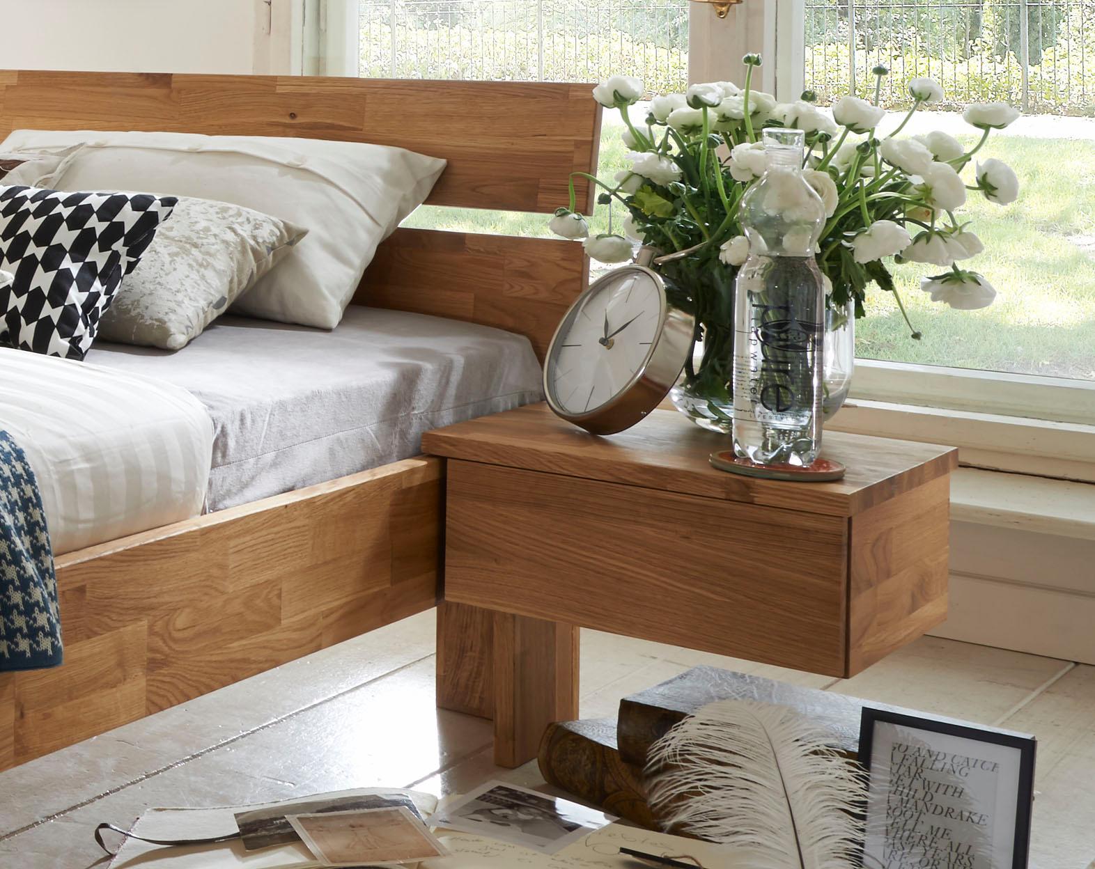 Premium collection by Home affaire Nachtkonsole Tommy   Schlafzimmer > Nachttische   Premium Collection By Home Affaire