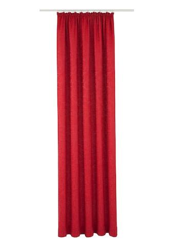 Vorhang, »Toco - Ranke«, Wirth, Kräuselband 1 Stück kaufen