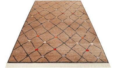 Wecon home Teppich »Marché Bonsecours«, rechteckig, 8 mm Höhe, Wohnzimmer kaufen