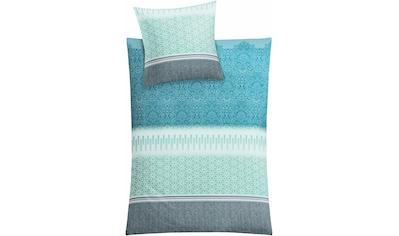 Kleine Wolke Bettwäsche »Estrella«, mit Muster kaufen