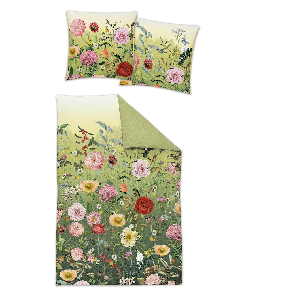 Irisette Wendebettwäsche »Juwel-K«, edler Digitaldruck