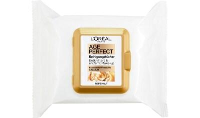 "L'ORÉAL PARIS Reinigungstücher ""Age Perfect"" kaufen"