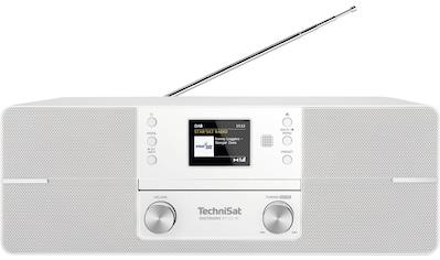 TechniSat Internet-Radio »DIGITRADIO 371 CD IR Stereo«, (Bluetooth-WLAN UKW mit... kaufen