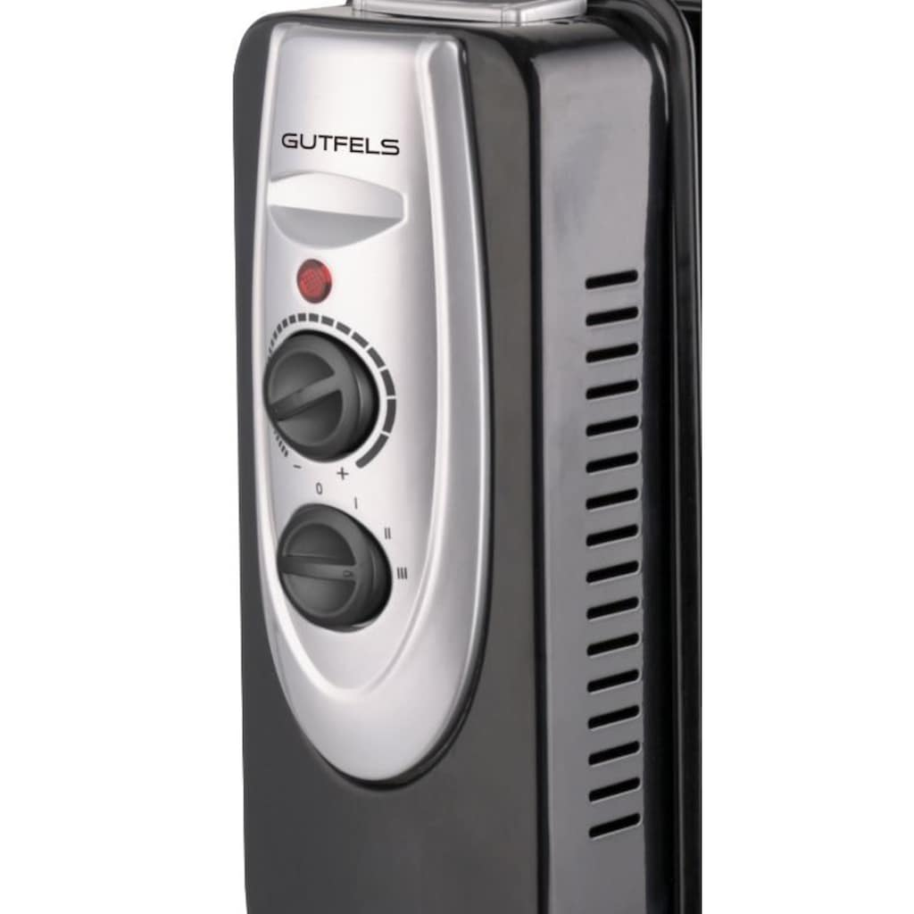 Gutfels Ölradiator »HR 32011 sw«, 2500 W