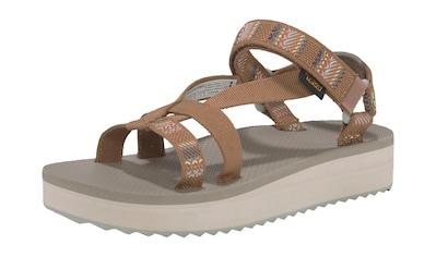Teva Sandale »Midform Arivaca Sandal W's« kaufen