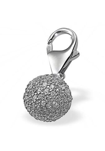 Averdin Charm Silber 925/ -  Kugel mit 151 Zirkonia kaufen