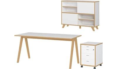 GERMANIA Büromöbel-Set »Helsinki«, (3 St.) kaufen