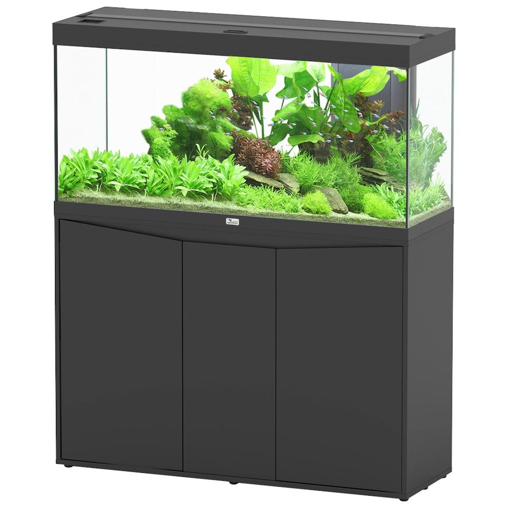 Aquatlantis Aquarien-Set »Splendid 240«, BxTxH: 120x40x144 cm, 294 l, mit Unterschrank in schwarz