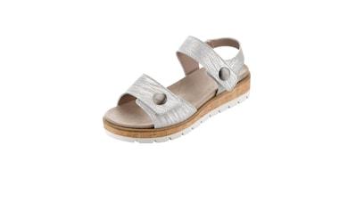 Aco Sandalette mit herausnehmbarem Microfaser -  Fußbett kaufen