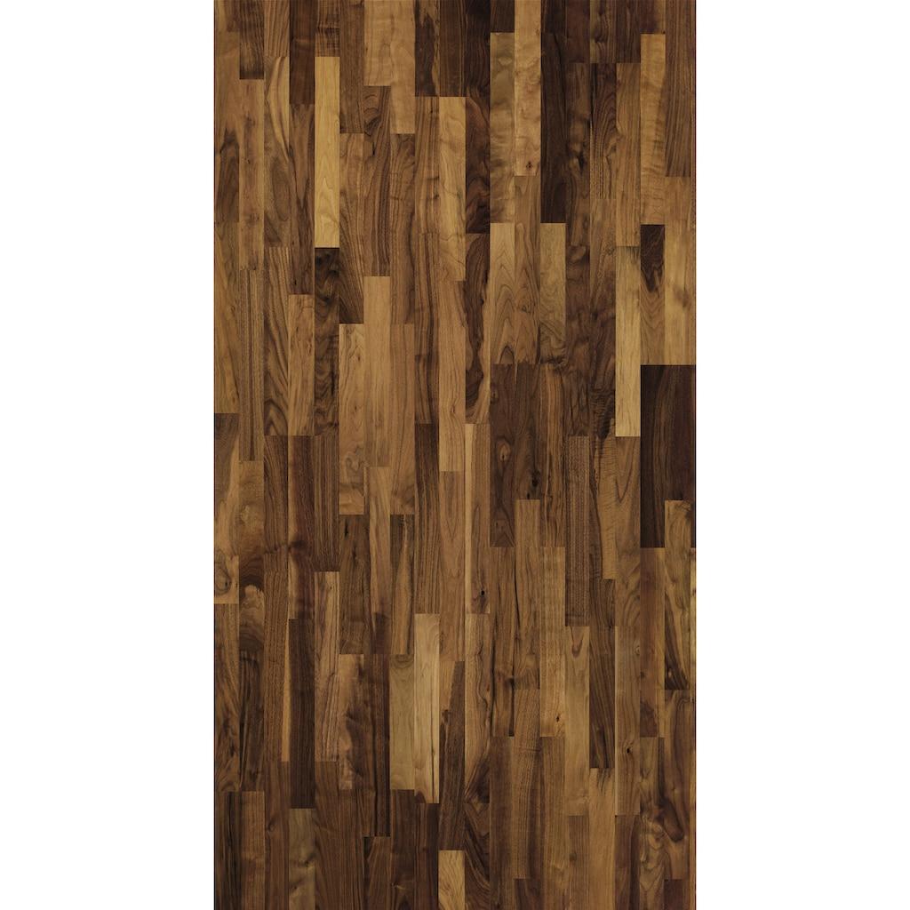 PARADOR Parkett »Classic 3060 Living - Walnuss amerik.«, ohne Fuge, 2200 x 185 mm, Stärke: 13 mm, 3,66 m²