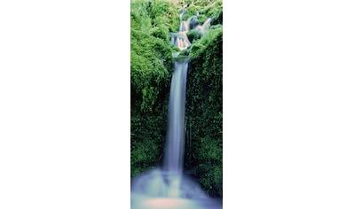 Papermoon Fototapete »Zaragoza Falls - Türtapete«, matt, Vlies, 2 Bahnen, 90 x 200 cm kaufen