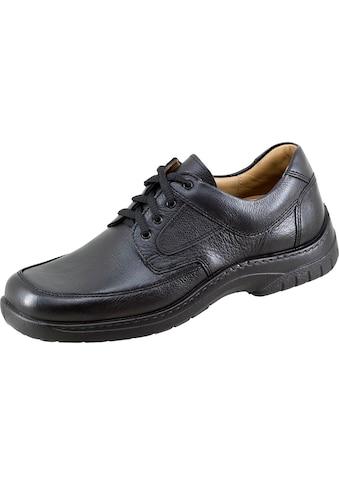 Schnürschuh »406202-000«, Jomos schwarz kaufen