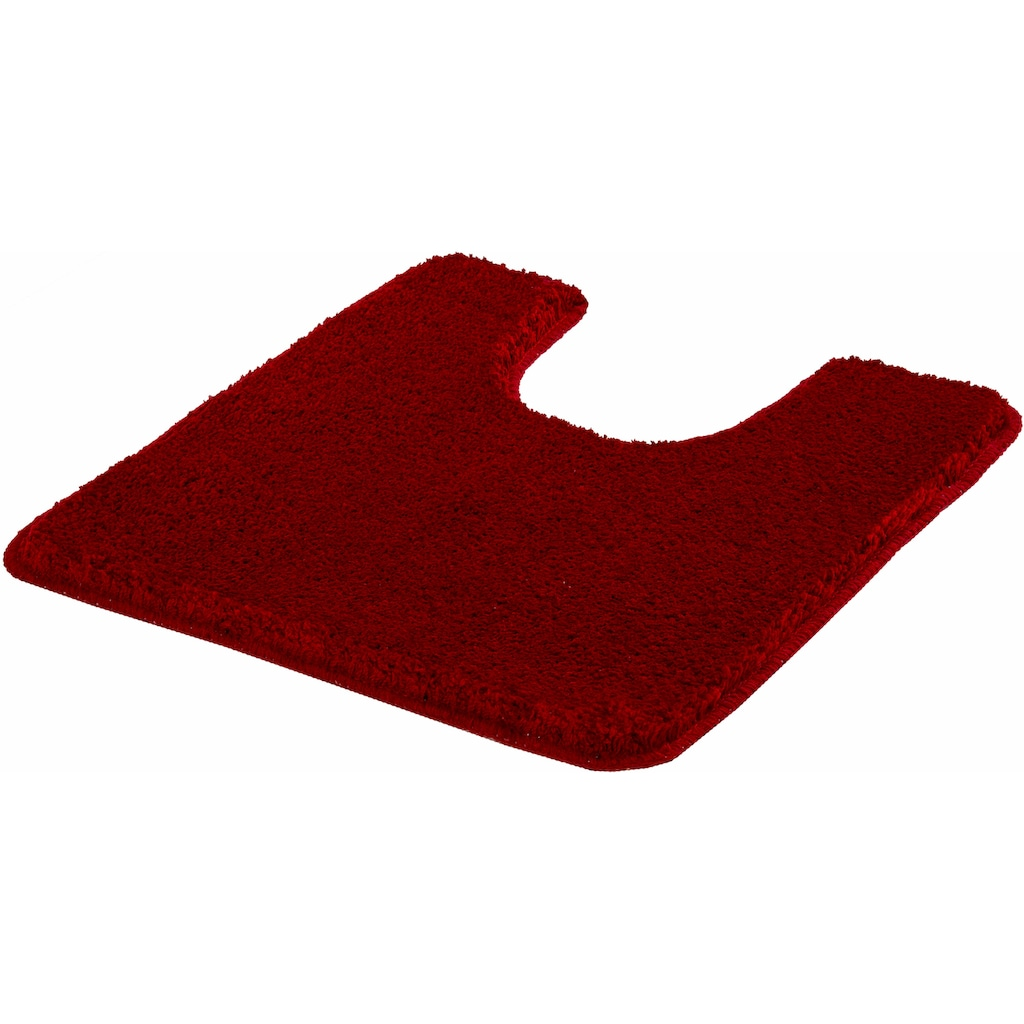 MEUSCH Badematte »Super Soft«, Höhe 23 mm, fußbodenheizungsgeeignet-strapazierfähig, rutschhemmender Rücken