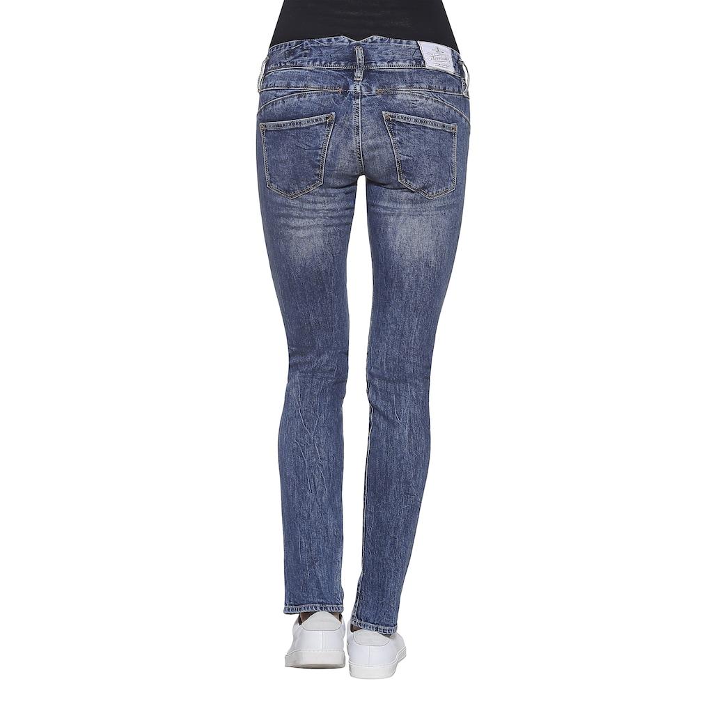 Herrlicher Jeanshose im Slim Fit-Schnitt