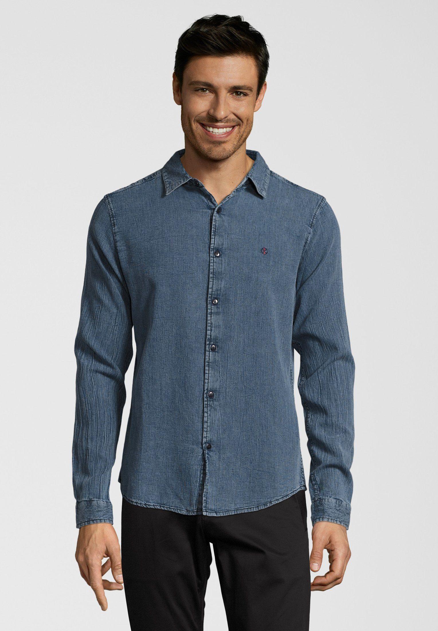 shirts for life -  Jeanshemd JAMIE