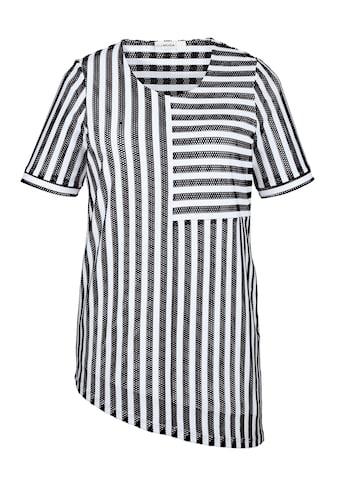 MIAMODA Shirt in Streifen - Optik kaufen