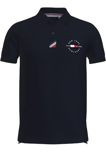 TOMMY HILFIGER Poloshirt »GS PLACKET SLIM POLO« kaufen