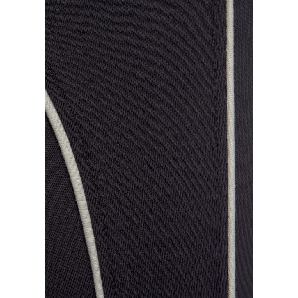 H.I.S Leggings, mit schmalen Streifen
