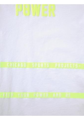 TOM TAILOR Rundhalspullover »Sportliches Langarmshirt« kaufen