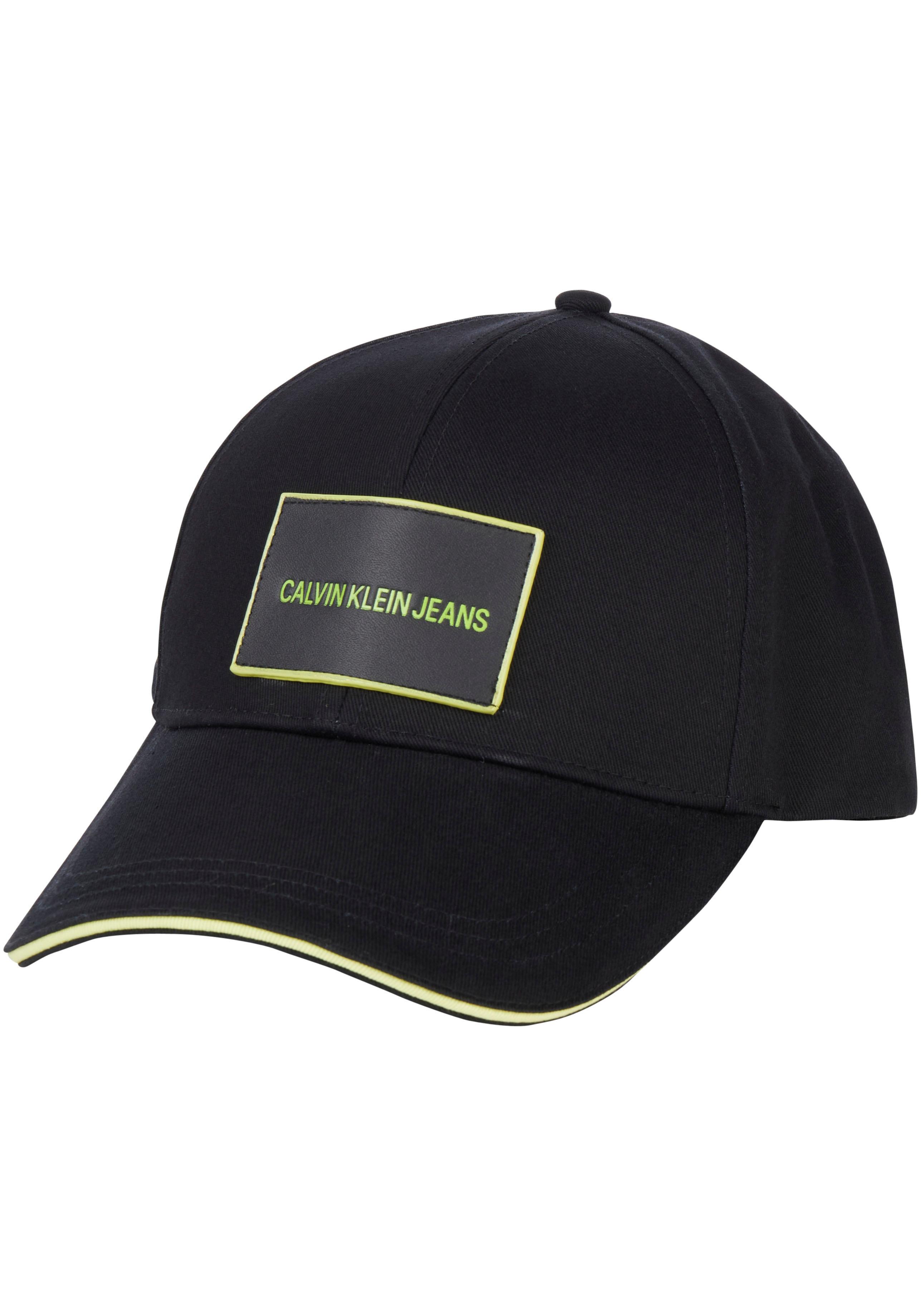 calvin klein jeans -  Baseball Cap, PATCH CAP